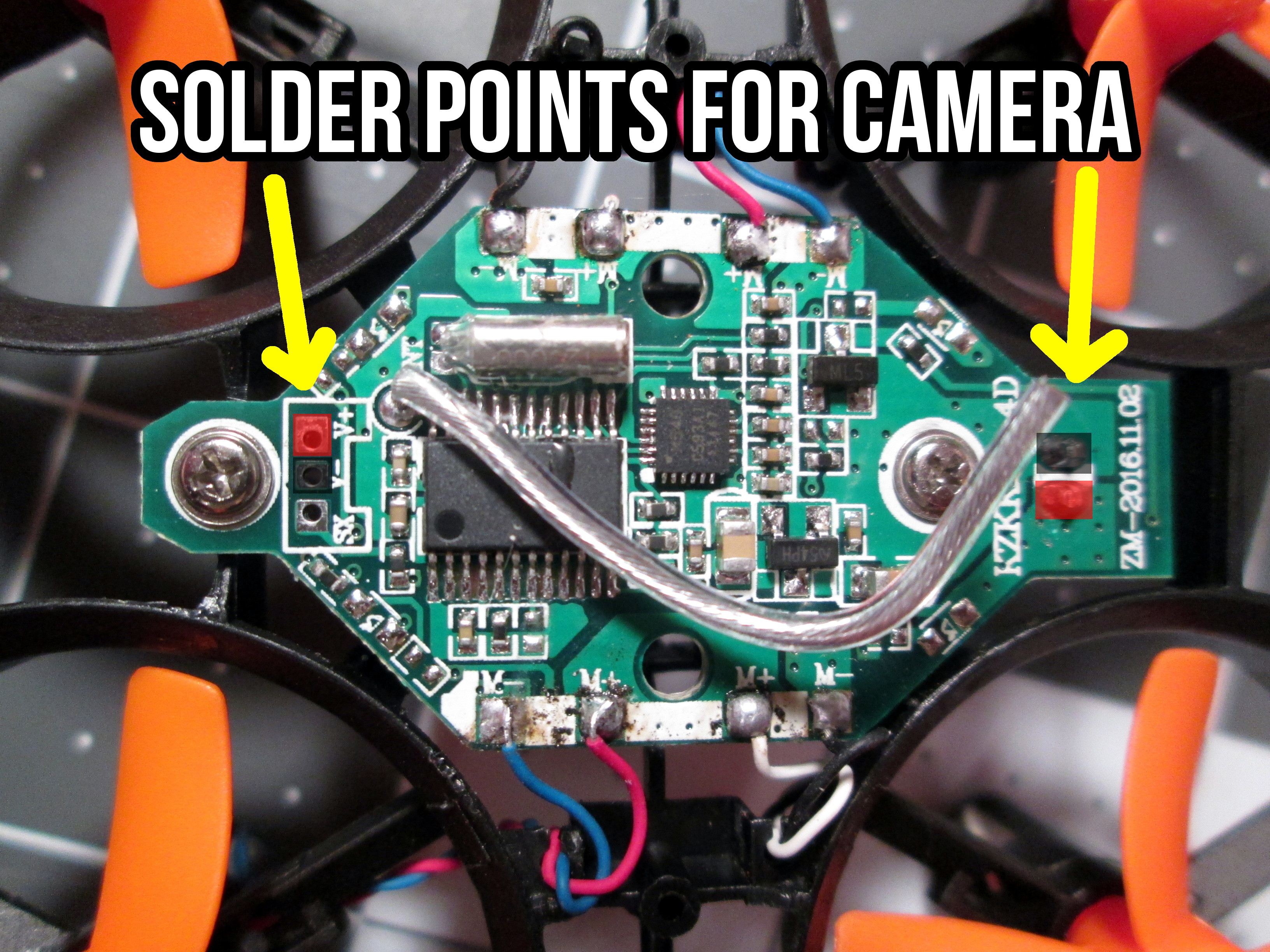 Furibee F36 15 Indoor Flyer And Potential Tiny Whoop Review Inverter Charger Circuitjpg Circuit